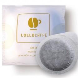 Caffe' Lollo box da 50 cialde miscela oro