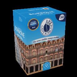 Caffe' Borbone miscela blu(nobile) da 50 cialde s
