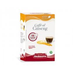 Caffè al Ginseng astuccio da 18 cialde Sandemetrio s