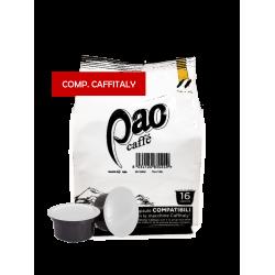 Caffe' Pao compatibili Caffitaly da 16 pz s