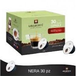 Caffe' Lollo compatibili Dolce Gusto da 30 capsule.Miscela Nera s