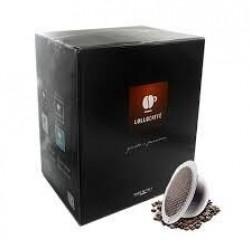 Caffe' Lollo compatibile Bialetti da 100 capsule espresso oro.s