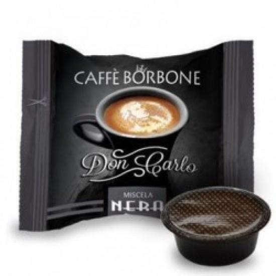 Caffe' Borbone compatibile Lavazza a modo mio da 50 capsule