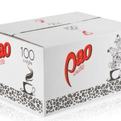 Caffe' Pao box da 50 cialde miscela intensos