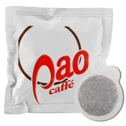 Caffe' Pao box da 150  con kit cialde miscela intensos